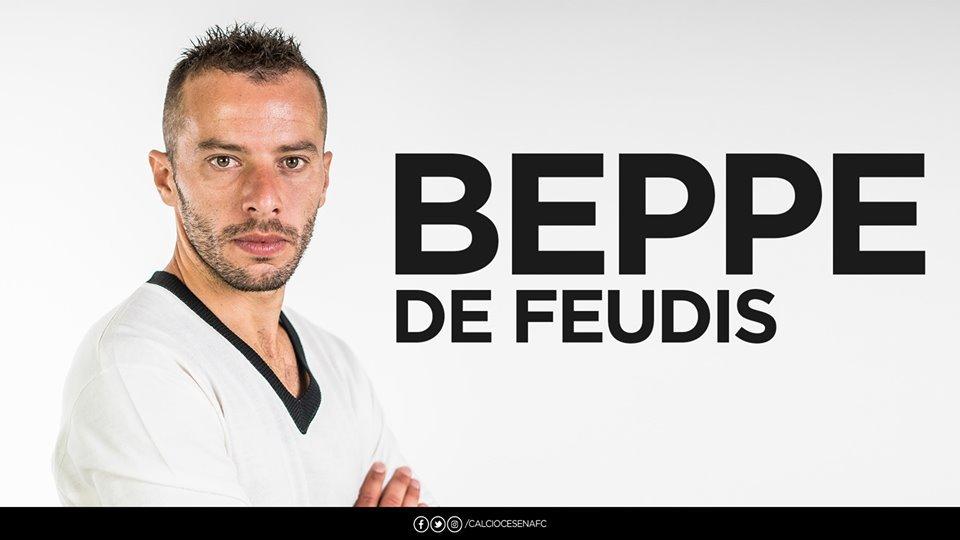 Beppe De Feudis, foto @calciocesenafc