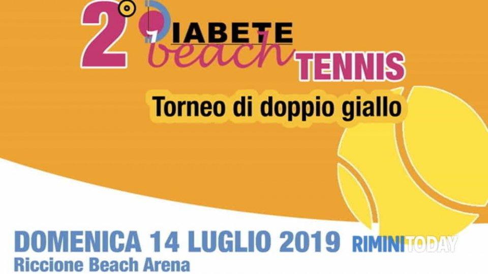 """Torna a Riccione il """"Diabete Beach Tennis"""""""