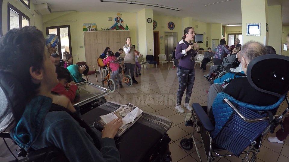 """""""Disabili dimenticati dalle istituzioni"""""""