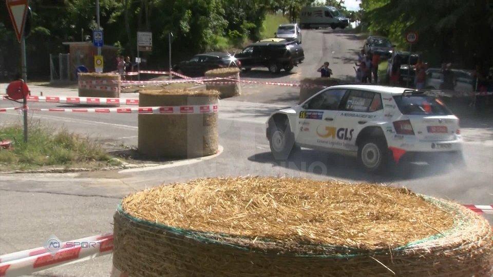 Domani parte il Rally di San Marino