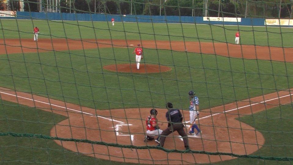 San Marino Baseball di scena a Castenaso nel weekend