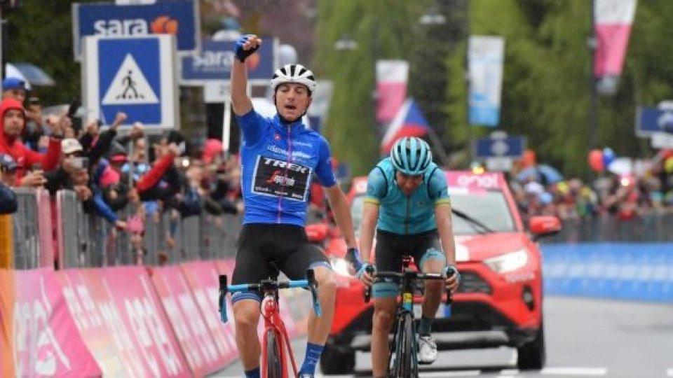 Tour de France: Ciccone arriva secondo e ottiene la maglia gialla. Sei secondi su Alaphilippe