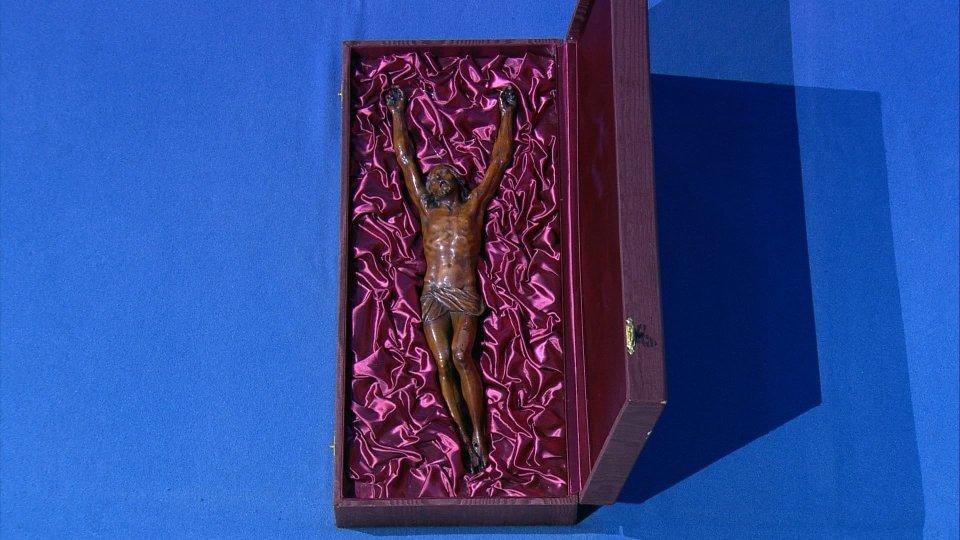 Cristo ligneo: il gip di Rimini autorizza la confisca