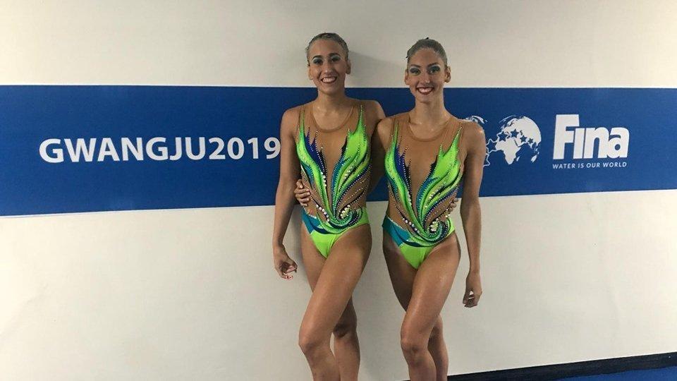Debutto per Jasmine Zonzini e Jasmine Verbena ai Mondiali in Corea