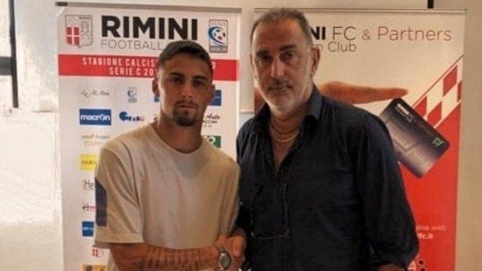 Rimini: Silvestro in prestito per la prossima stagione