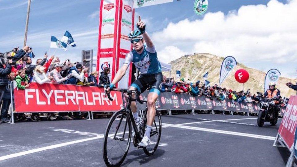 Hermans vince il Tour d'Austria