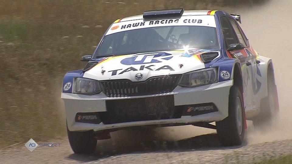 Rally San Marino: Costenaro in testa, problemi per Scandola