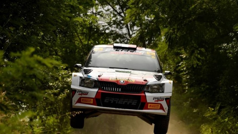 Rally San Marino: Costenaro ancora davanti ma Consani si avvicina