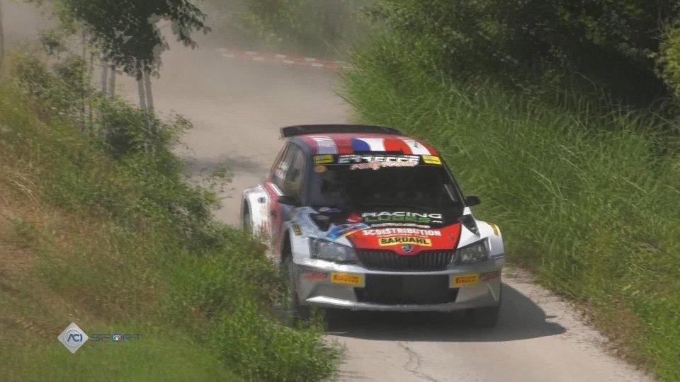 Stephane Consoni vince il Rally di San Marino