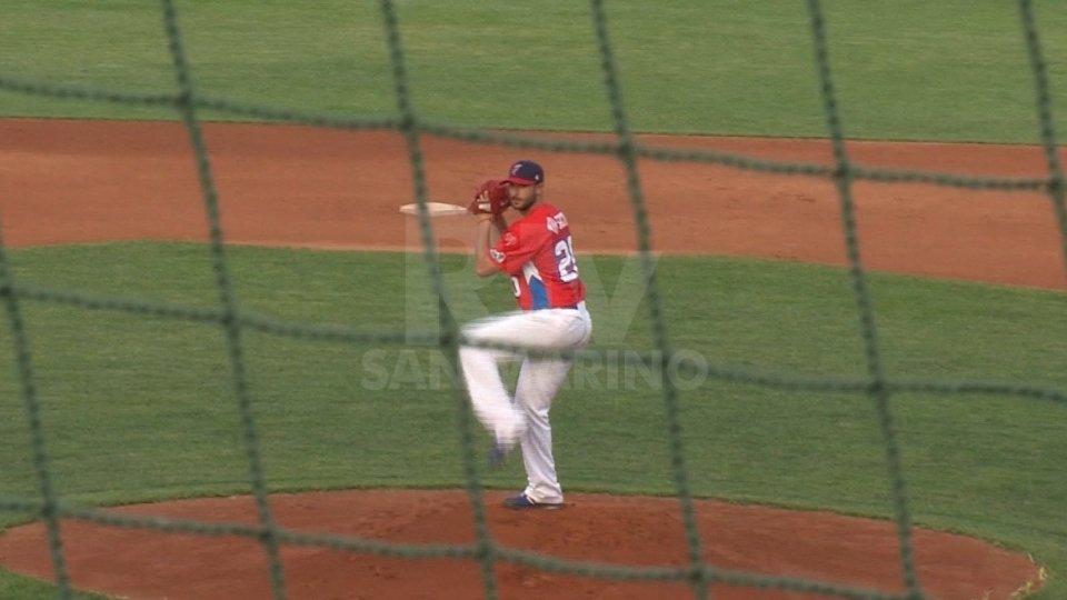 Baseball: San Marino vince gara2 sul campo di Castenaso.
