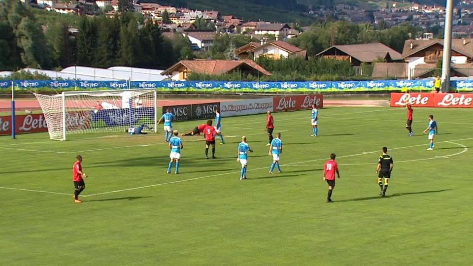 Il Napoli parte male: 2-1 per il BeneventoSRV_AMICHEVOLE_NAPOLI-BENEVENTO_14072019