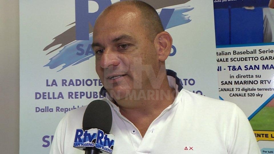 Christian Forcellini - Presidente Federazione Sammarinese Tennis