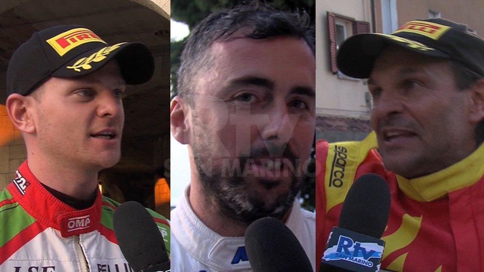Stephane Consani - Daniele Ceccoli  - Paolo AndreucciStephane Consani - Daniele Ceccoli  - Paolo Andreucci