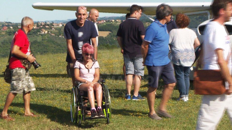 L'evento all'AeroclubIntervista a Corrado Carattoni, presidente Aeroclub San Marino
