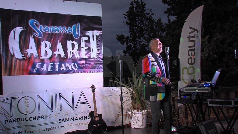 Sganassiamoci su a Faetano: rassegna comica e musicale domenicale