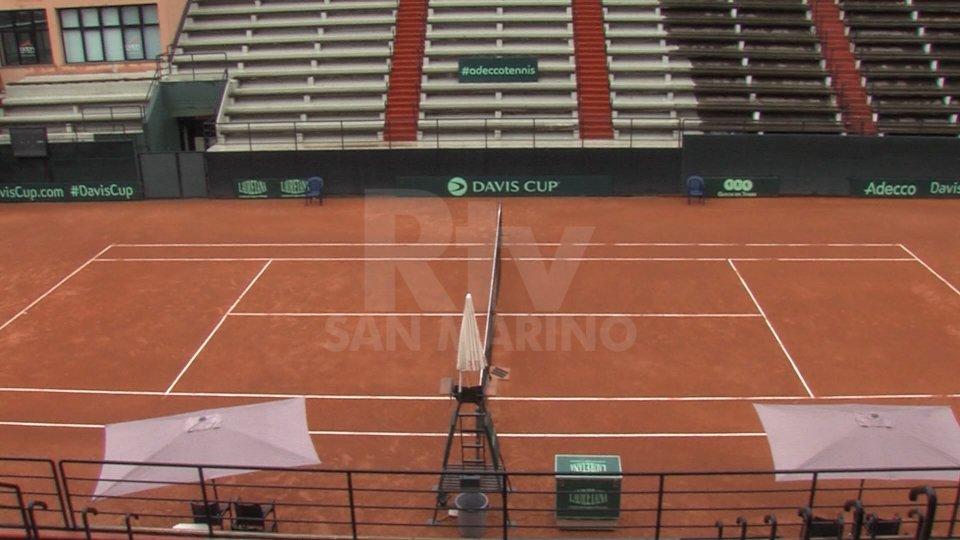 In Davis vince la pioggia: domani doppio turno