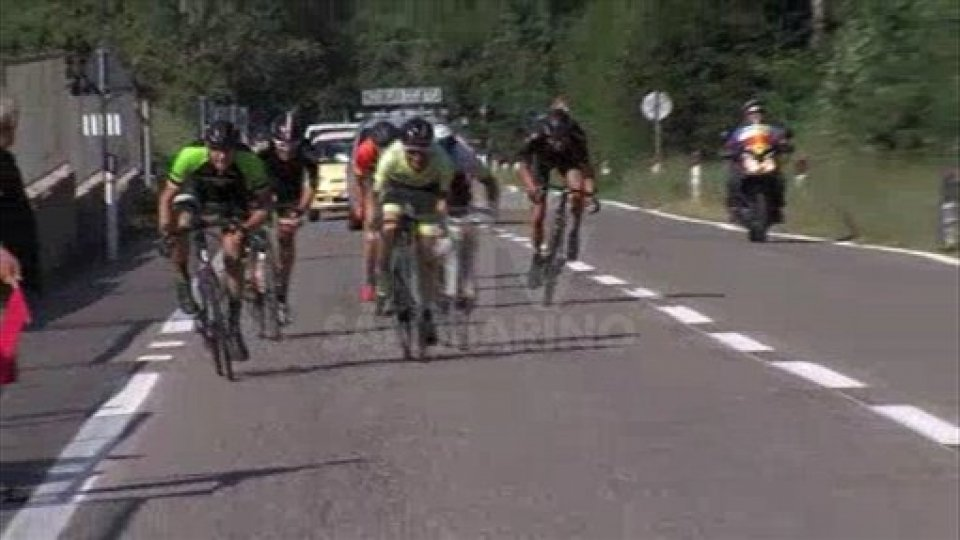Ciclismo, Pazzini, Giulietti e Zonzini sono campioni sammarinesi