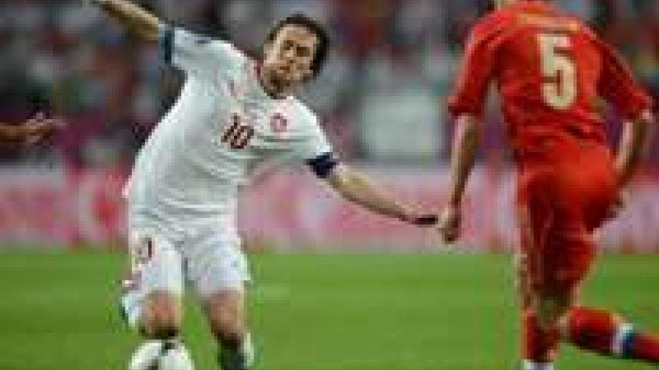 Euro 2012: pareggio con scontri tra Russia e Polonia