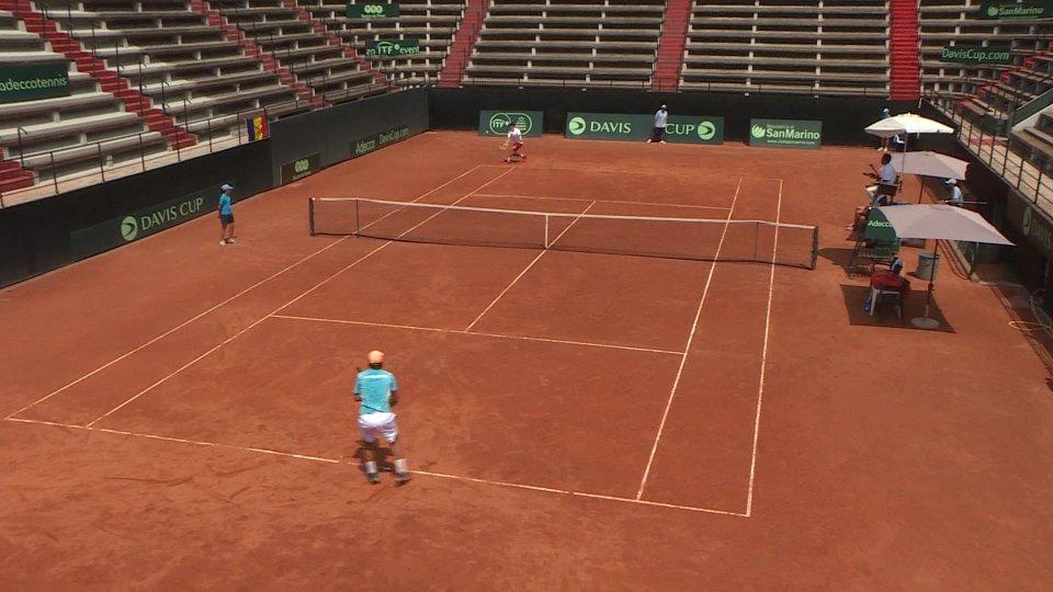 Coppa Davis, San Marino batte Andorra: si giocherà il 5° posto
