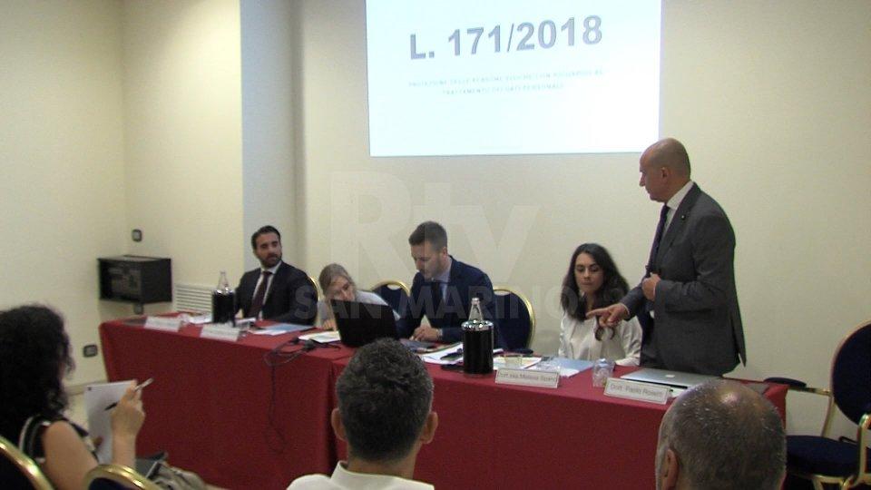 Privacy e GDPR, un convengo a San Marino per riflettere sui primi casi di 'sanzione' in Italia