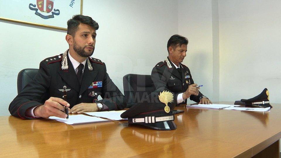 Riccione, Carabinieri: otto arresti per spaccio