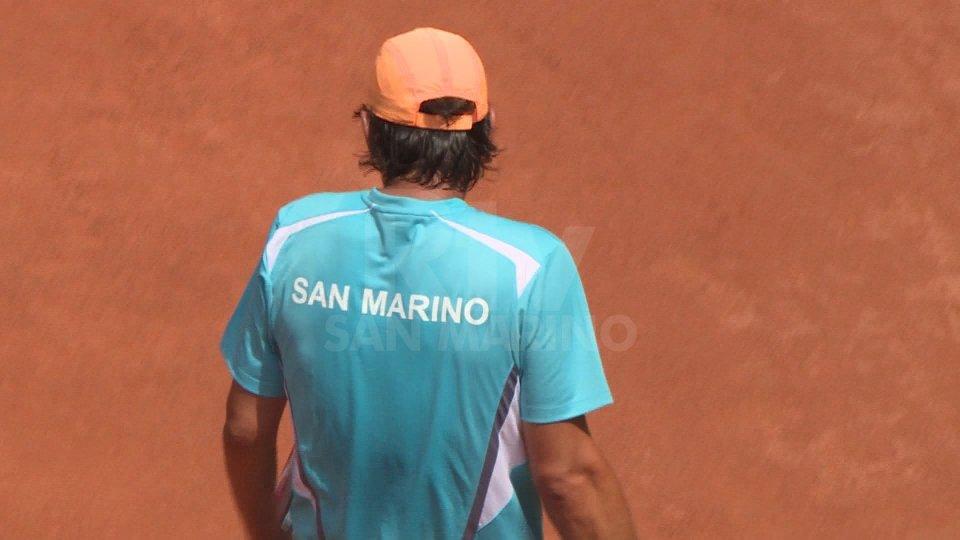 Domenico Vicini batte se stesso e aggiorna il record in Coppa Davis