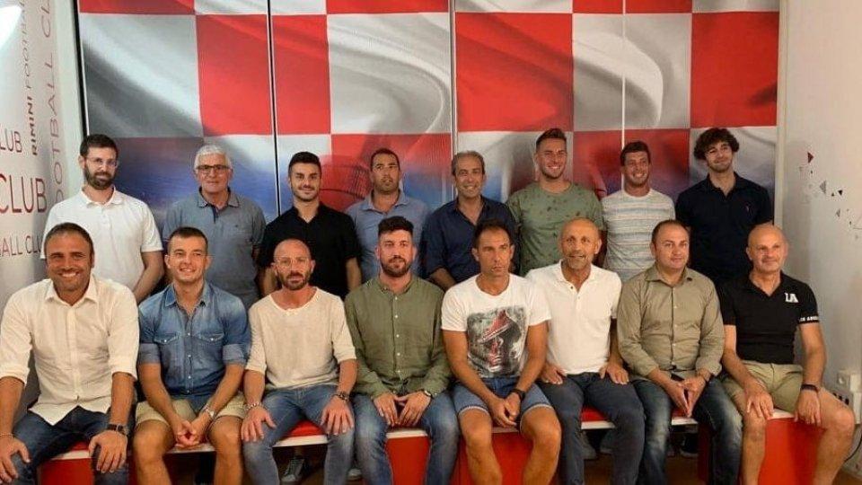 Il Rimini ha presentato la stagione del settore giovanile 2019/2020