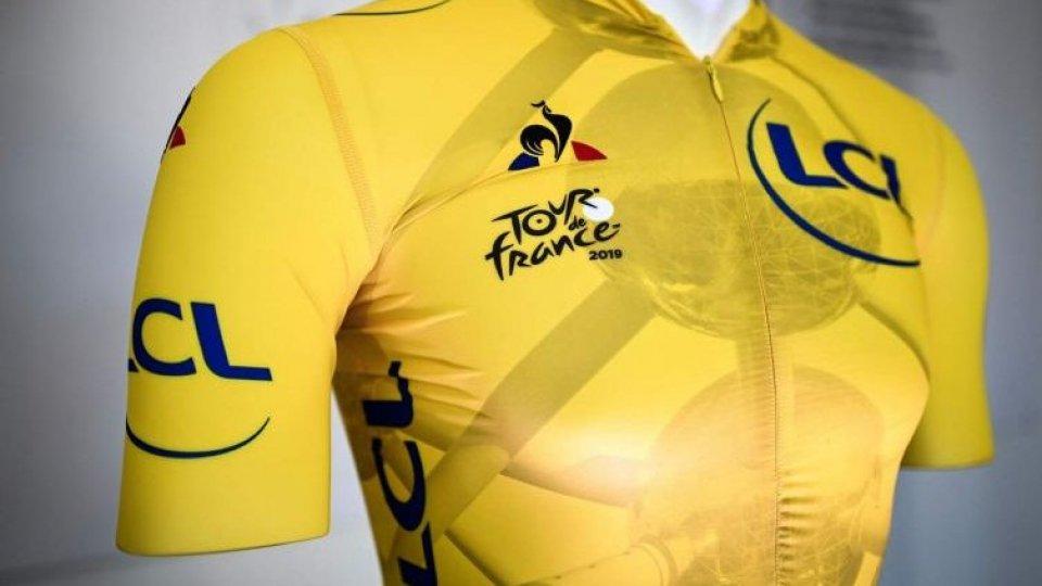 Tour de France: la maglia gialla compie cent'anni