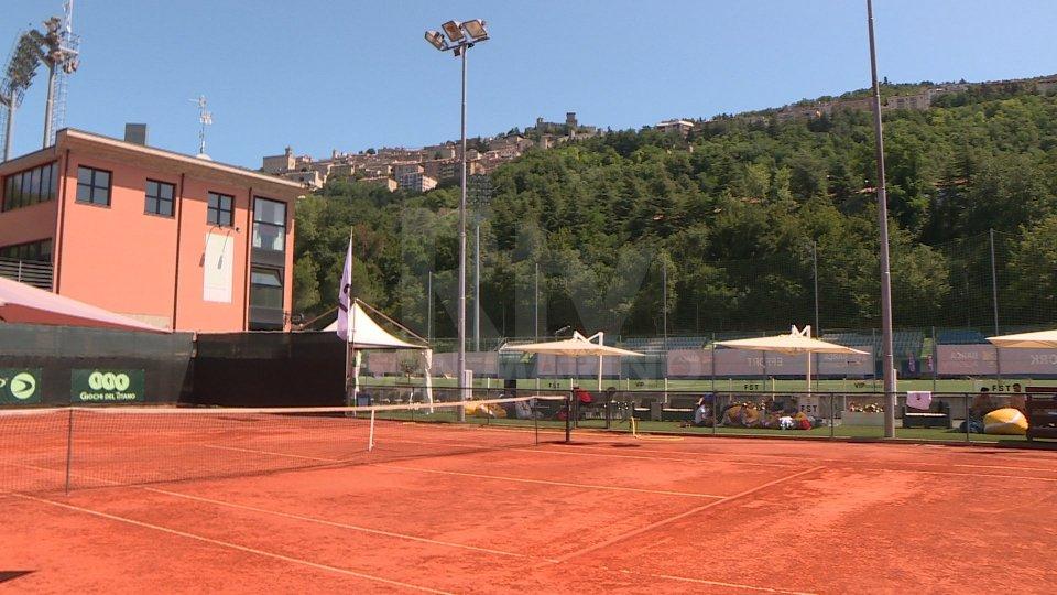Il Centro Tennis Cassa di Risparmio