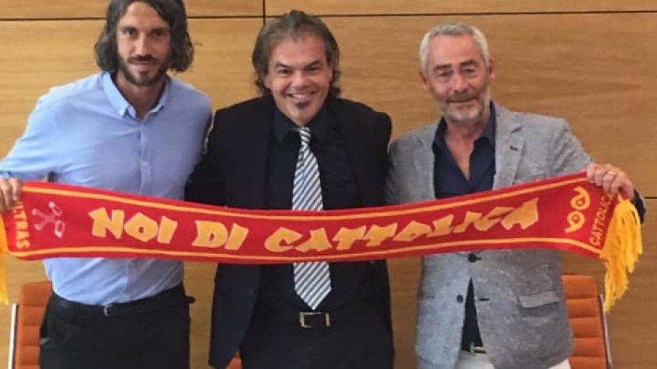 Foto facebook Cattolica Calcio SM