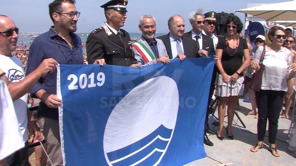 Bandiera blu a Cattolica