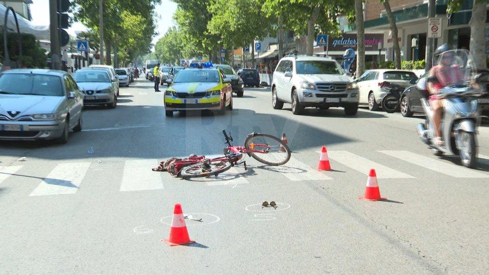 L'incidente a Rimini