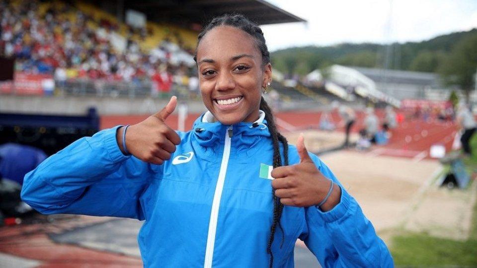 Europei U23: Larissa Iapichino è oro 32 anni dopo Fiona May