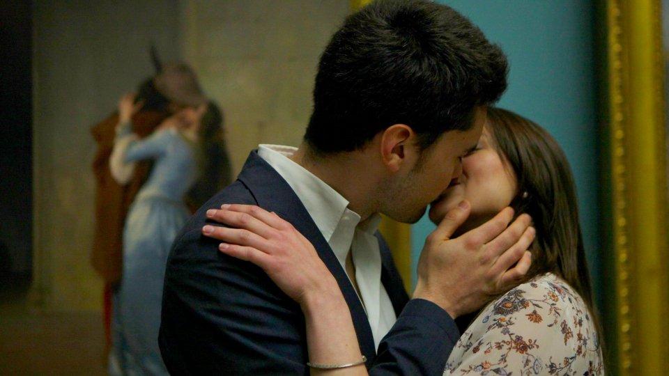 Le donne che baciano spesso dimagriscono velocemente