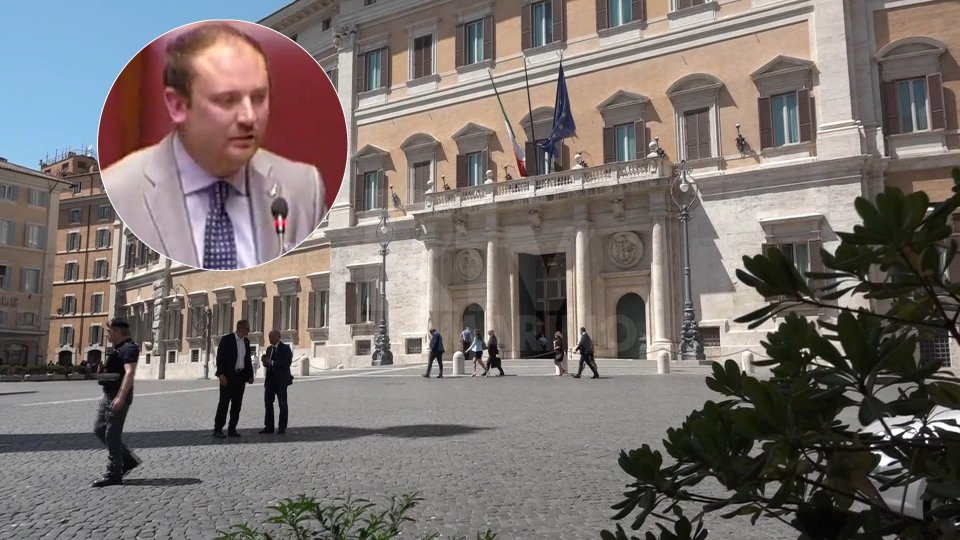 Nel video l'intervento alla Camera di Flavio Di Muro, deputato Lega
