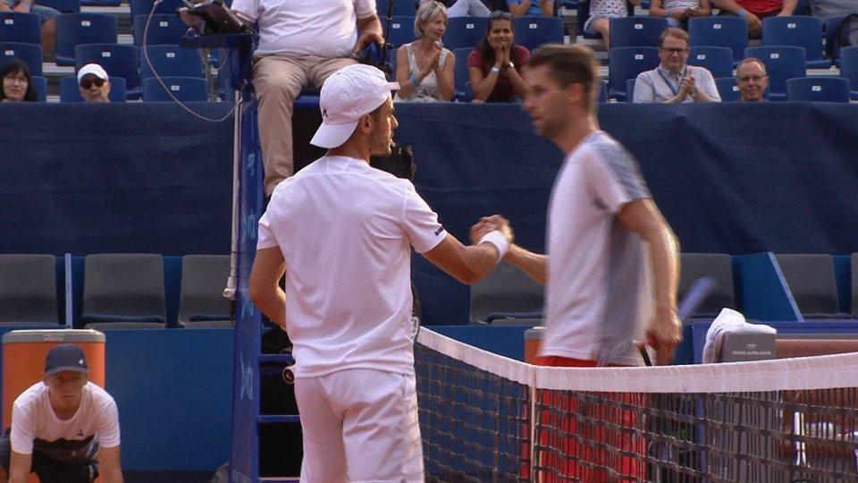In Svizzera inizia il torneo ATP250, italiani protagonisti
