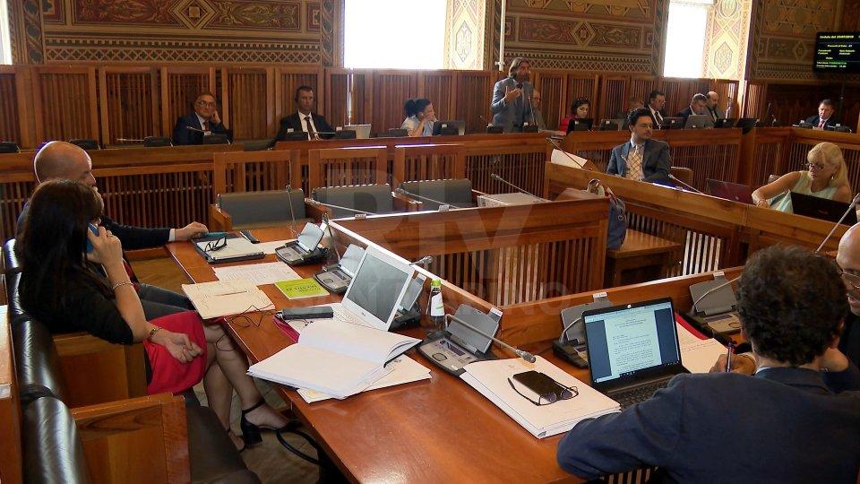Fiorini presenta le dimissioni ultimo atto della giornata consiliare