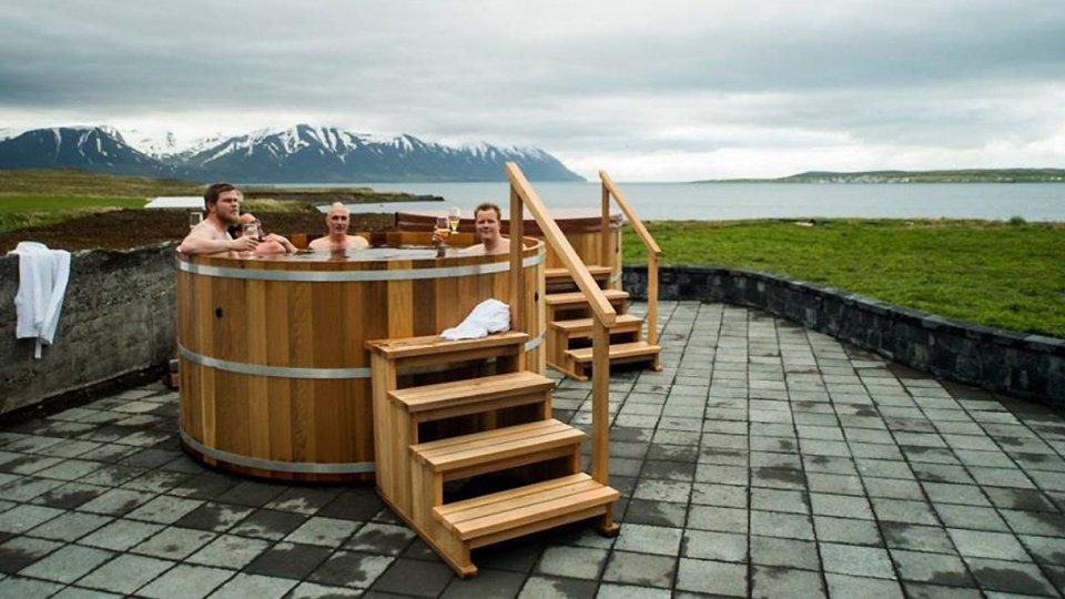 E' islandese la prima spa interamente dedicata alla birra