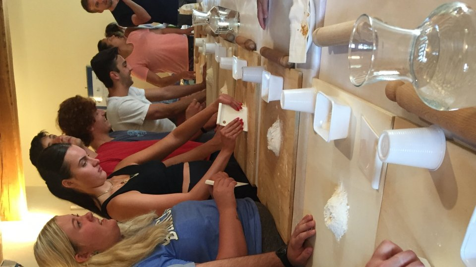 """"""" La Cucina Contadina – Esperienze di Vita"""". un approfondimento del Consorzio Terra di San Marino per i ragazzi dei Soggiorni Culturali 2019"""
