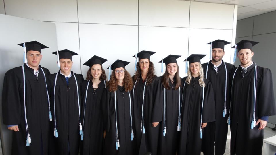 Nove aziende del territorio al centro delle tesi di laurea in Ingegneria Gestionale degli studenti dell'Università di San Marino