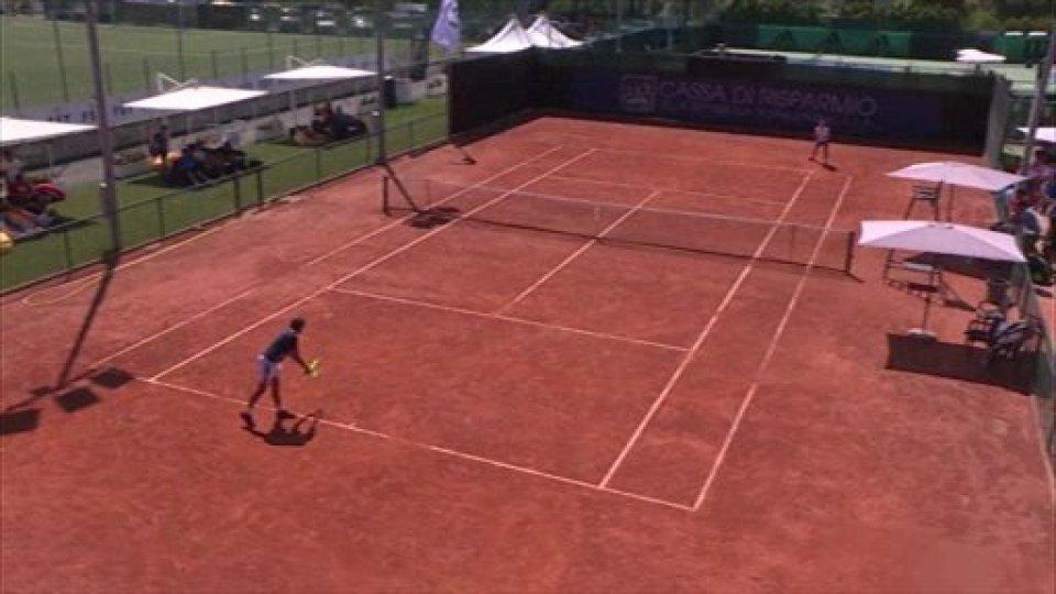 San Marino Junior Open: delineato il tabellone delle semifinali