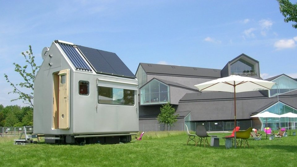 Vivere in 9 metri quadri: le tiny house