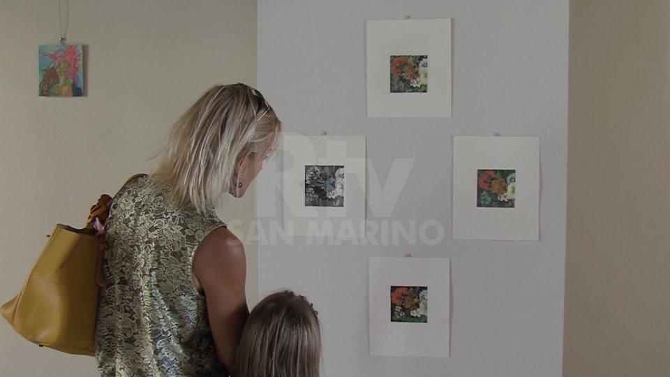La mostra a Palazzo Graziani