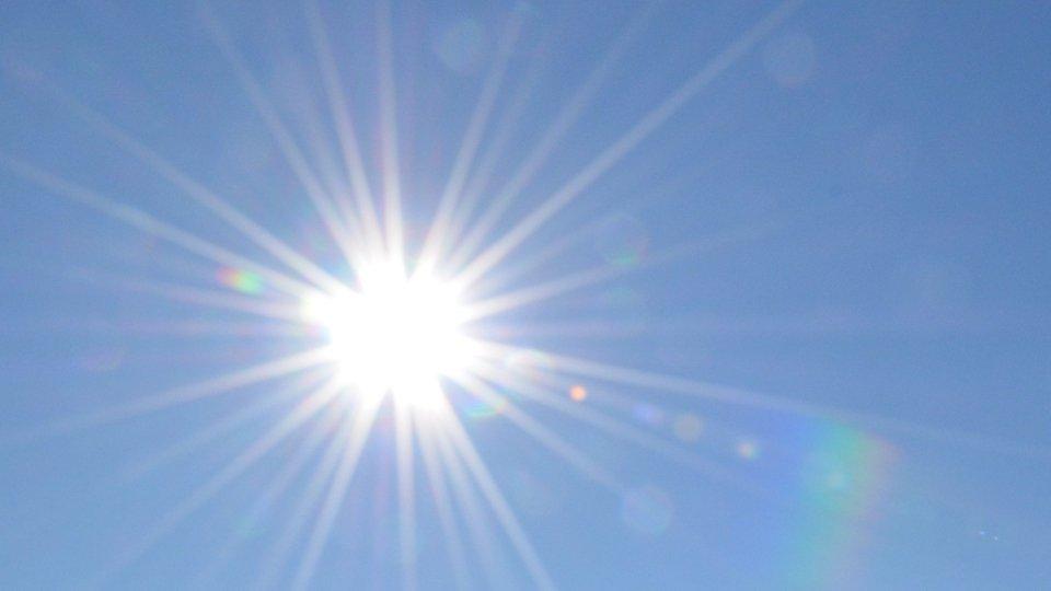 Emergenza caldo oggi, domani temporali