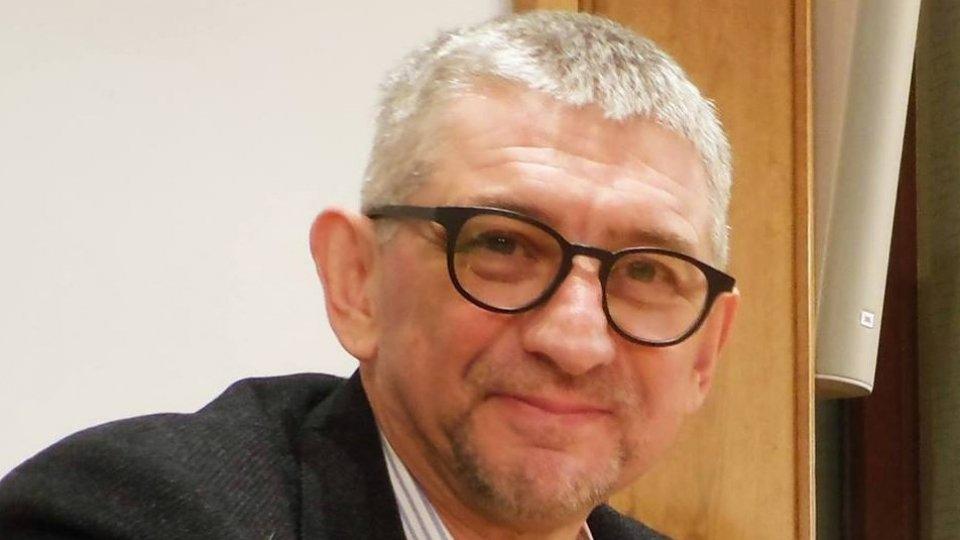 Fulvio Scaglione @fbSentiamo il giornalista Fulvio Scaglione