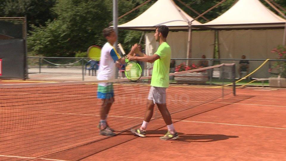 Junior Open San Marino, vincono Serafini e Popa