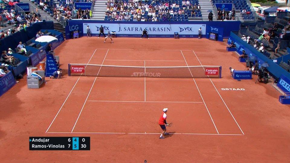 Swiss Open, la finale è Ramos-Stebe
