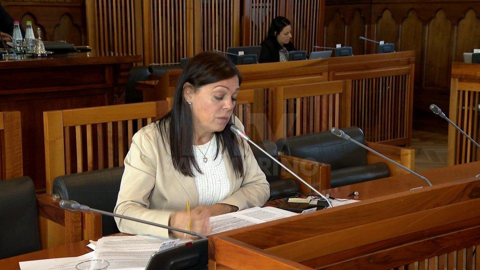 Il Segretario Eva GuidiIl resoconto consiliare