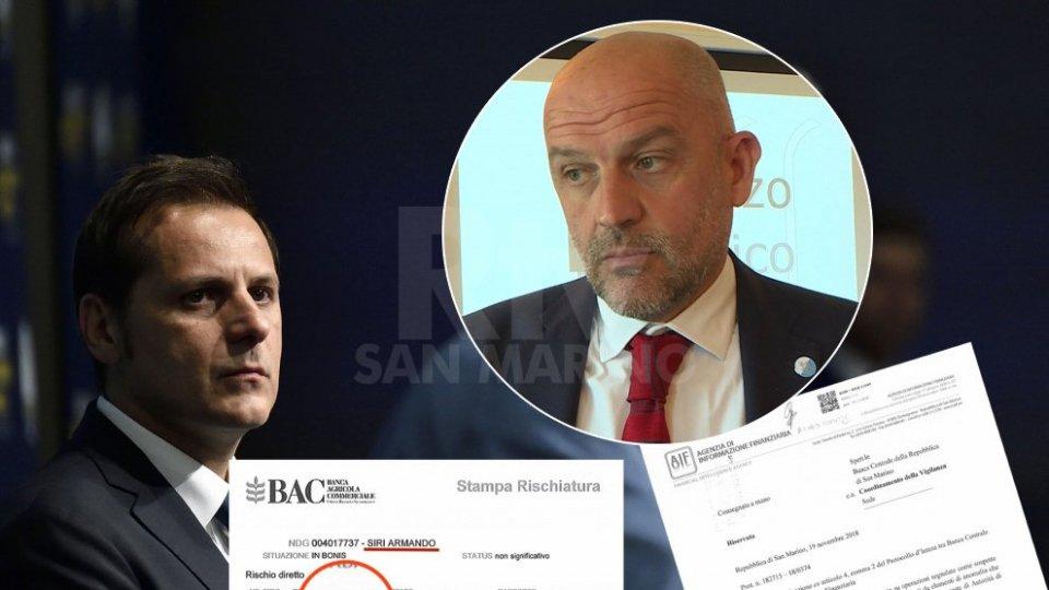 Il Segretario Marco Podeschi interviene sul caso Siri