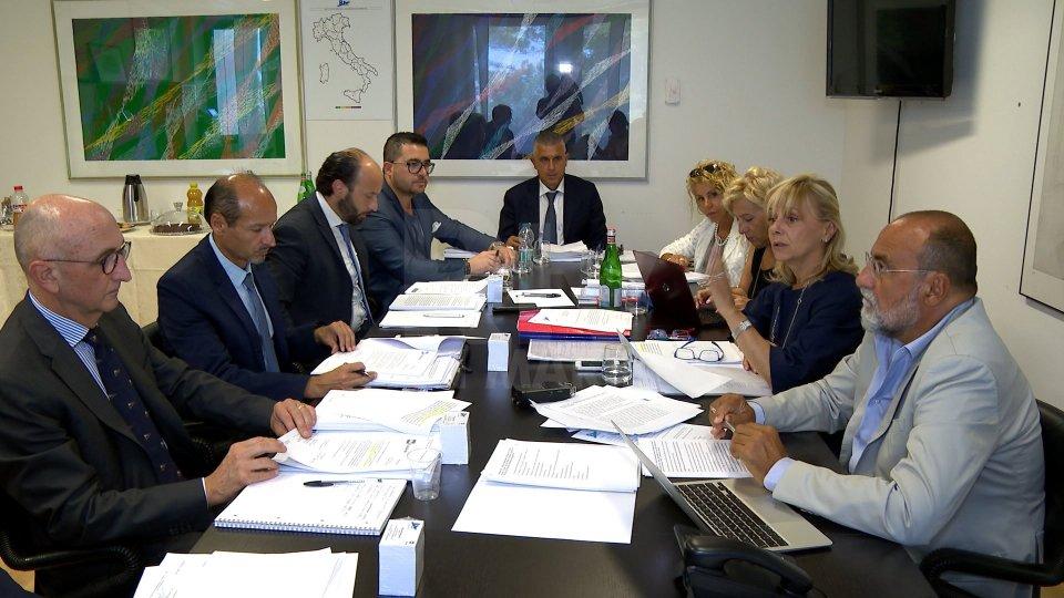 Consiglio di Amministrazione della San Marino Rtv